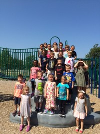 Our First Grade Class 2016!