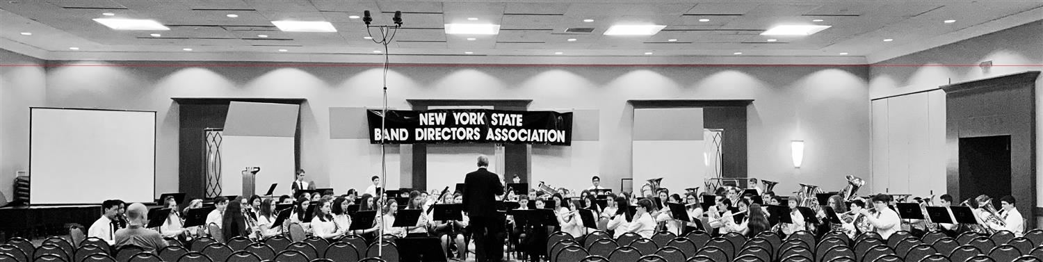 2020 New York State Band Directors Association Middle School Honor Band, March 7, 2020