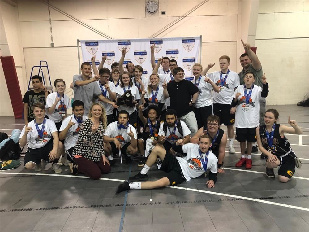 Unified Basketball places first