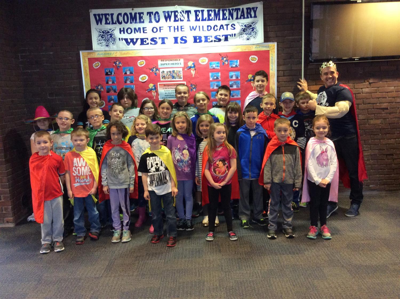 West Elementary School / Homepage